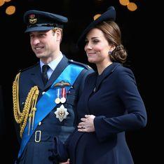 Le prince William en congé avant l'arrivée du second royal baby