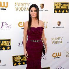 Sandra Bullock juge ridicule son titre de plus belle femme du monde