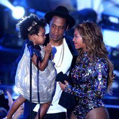 Blue Ivy, petite princesse pour le mariage de la mère de Beyoncé (Photos)
