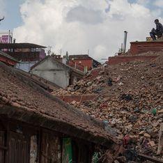 Népal : Les terribles clichés d'un pays dévasté