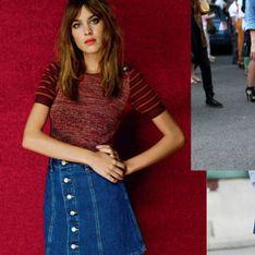 15 filles qui vont vous donner envie de porter une jupe en jean