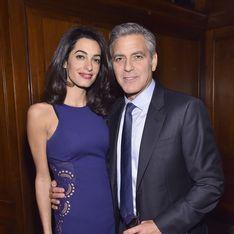 Bientôt un bébé pour George et Amal Clooney ?