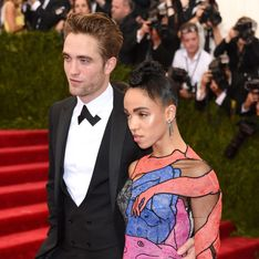 Robert Pattinson et FKA Twigs s'affichent ensemble au Met Ball (Photos)