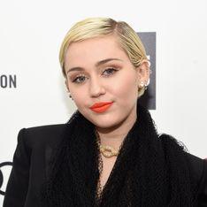 Miley Cyrus dévoile sa nouvelle couleur de cheveux (Photos)