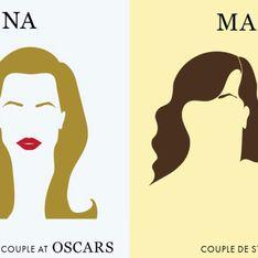 Cannes VS Oscars : l'amusante comparaison signée Stylight