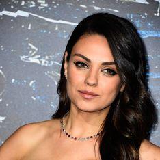 Mila Kunis : Je suis fière d'être une mère au foyer