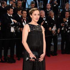 La soeur de Vanessa Paradis affiche son baby bump à Cannes (Photos)