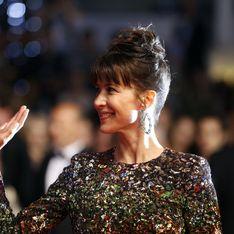 Sophie Marceau a brillé de mille feux hier, à Cannes