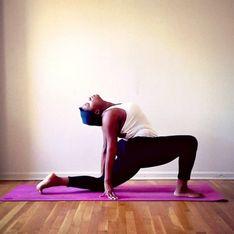 Grâce au Yoga, cette jeune femme a enfin pu se réconcilier avec son corps