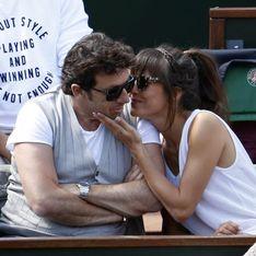 Patrick Bruel en couple, Anna Wintour souriante… Les peoples s'éclatent à Roland Garros ! (Photos)