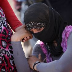 Ancienne esclave sexuelle de Daesh, une jeune fille de 17 ans raconte son calvaire