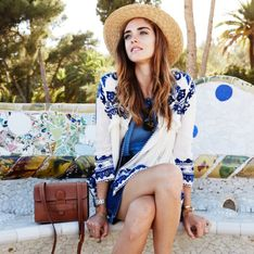 On copie les looks d'été de Chiara Ferragni