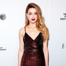Amber Heard se confie sur son mariage avec Johnny Depp