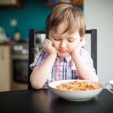 DAS kennen ALLE Eltern: So witzig meckern Kinder über ihr Essen