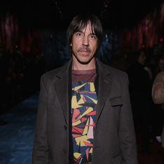 Le rockeur Anthony Kiedis et son fils jouent les égéries pour Marc Jacobs (Photo)