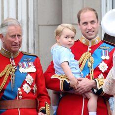 George al suo debutto ufficiale: le foto del principino al compleanno della regina!