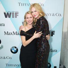 Retour sur le baiser inattendu de Naomi Watts et Nicole Kidman (Photos)