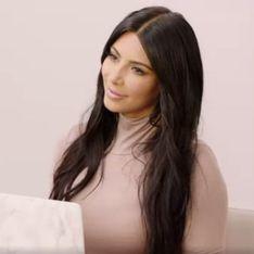 Quand Kim Kardashian écrit une lettre à son futur elle (Vidéo)
