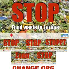 Stop au gaspillage alimentaire en Europe