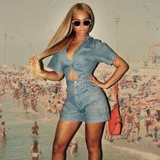 Beyoncé prête pour la plage avec un maillot original (Photo)