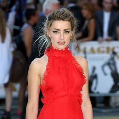 Amber Heard se confie sur sa bisexualité