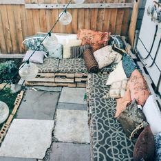 Klein, aber oho! Mit diesen DIY-Ideen wird euer Balkon zu einem stylischen Hingucker