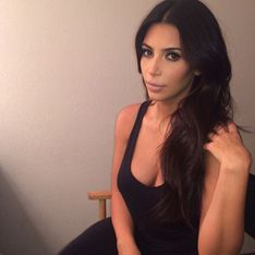 Kim Kardashian botoxée alors qu'elle est enceinte ?