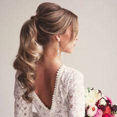 ¿Buscas inspiración? 40 peinados con ondas para novias