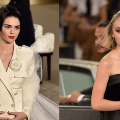 Kendall Jenner et Lily-Rose Depp, vedettes du défilé Chanel