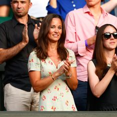 Pippa Middleton, Anna Wintour... Le défilé de stars de Wimbledon