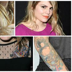 Cœur de pirate : Si ma fille veut un tatouage, elle devra attendre ses 18 ans
