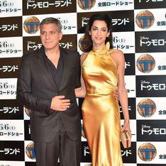 George et Amal Clooney, bientôt un bébé
