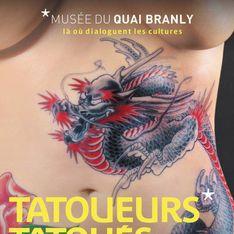 Tatoueurs, Tatoués : Le rendez-vous des hipsters au Quai Branly