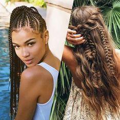Les plus jolies coiffures à adopter pour rester stylée à la plage