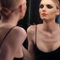 Le top transgenre Andreja Pejic nous en fait voir de toutes les couleurs pour Make Up For Ever (Vidéo)