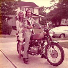 Ce couple recrée les photos de son mariage pour son 40ème anniversaire