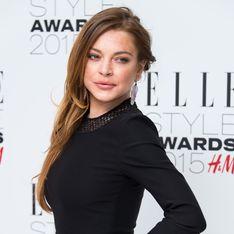 Lindsay Lohan s'affiche sans maquillage (Photos)