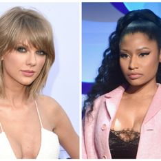Clash sur Twitter entre Nicki Minaj et Taylor Swift
