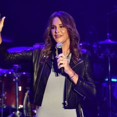 Caitlyn Jenner sublime en robe au concert de Boy George (Photos)