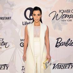 Kim Kardashian dans la peau d'Audrey Hepburn et Marie-Antoinette (Vidéo)