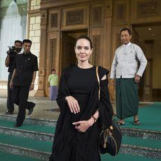 Angelina Jolie invitée en Birmanie par Aung San Suu Kyi
