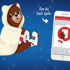 Les histoires du soir de Mimo : la nouvelle appli pour endormir les petits