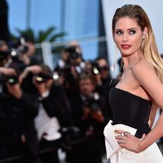 Doutzen Kroes se dévoile en train d'allaiter (Photo)