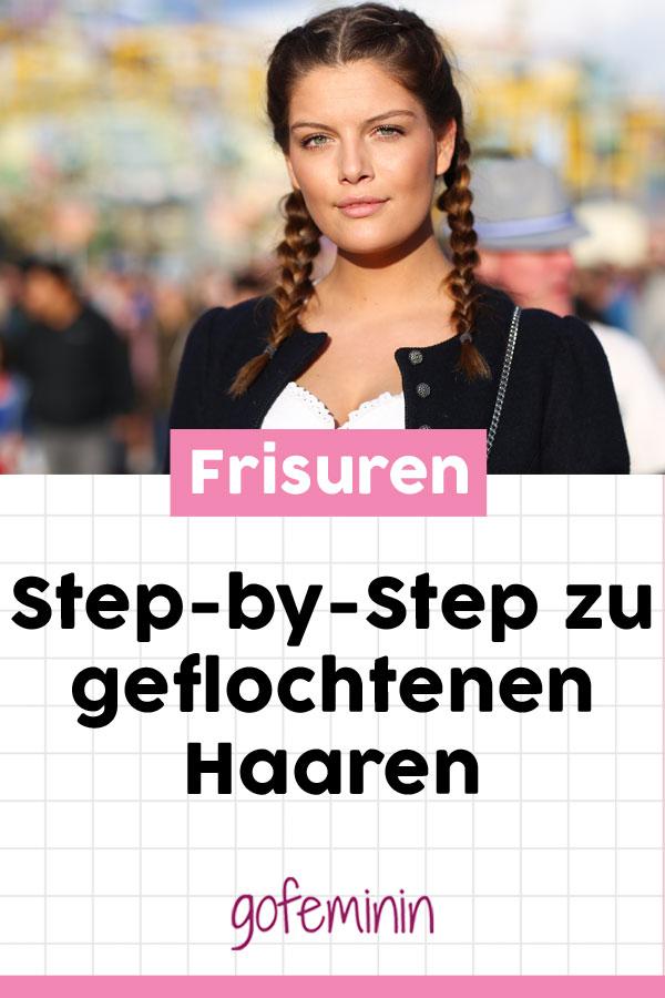 Anleitung Für Flechtfrisuren