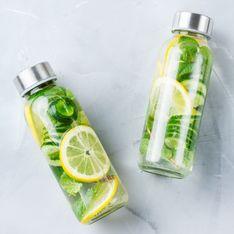 Infused Water Rezepte: 5 frische Ideen für dein Vitaminwasser