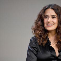 Salma Hayek dénonce les idées reçues d'Hollywood