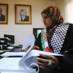 En Palestine, une femme célébre un mariage pour la première fois