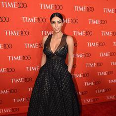 Kim Kardashian en reine Cléopâtre pour Violet Grey (Photos)