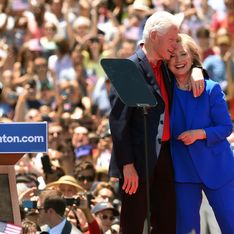 La touchante photo d'Hillary Clinton pour l'anniversaire de Bill (Photo)