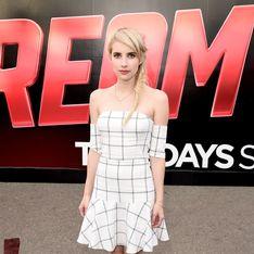 Emma Roberts non retouchée pour la marque de lingerie Aerie (Photos)
